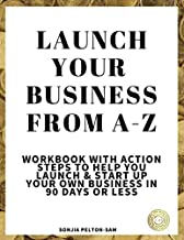 Launch Your Business from A-Z Bound Book